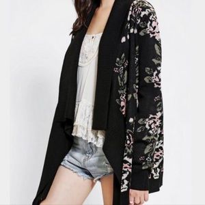 Floral Cardigan from urban outfitters